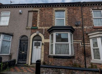 Thumbnail 2 bed terraced house for sale in Rodney Street, Birkenhead, Cheshire