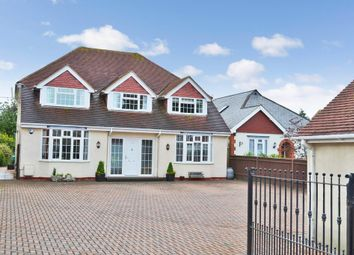 Thumbnail 5 bed detached house for sale in Bath Road, Thatcham