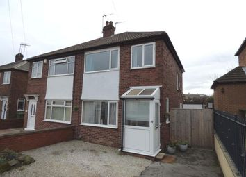Thumbnail 3 bed semi-detached house for sale in Kingsley Avenue, Wakefield