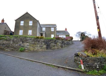 4 bed detached house for sale in Dolbadau Road, Cilgerran, Cardigan SA43