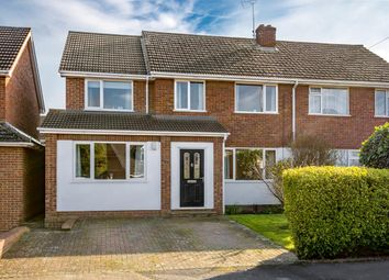 Thumbnail 4 bed semi-detached house for sale in Willow Road, Thame
