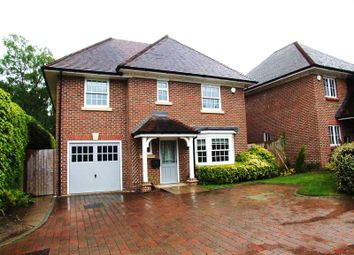 Thumbnail 4 bed detached house to rent in Maple Gardens, Tunbridge Wells
