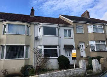 Thumbnail 3 bed terraced house for sale in First Avenue, Torquay