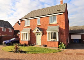 4 bed detached house for sale in Bagnall Way, Hawksyard, Rugeley WS15