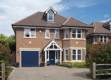 Thumbnail 5 bed detached house to rent in Coley Avenue, Woking