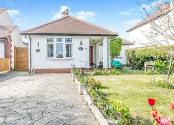 Thumbnail 2 bed bungalow for sale in Walton Road, Frinton-On-Sea