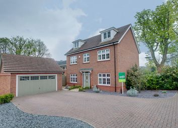 Thumbnail 5 bedroom detached house for sale in Barnard Close, Rednal, Birmingham