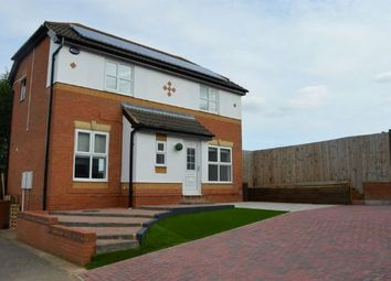 Thumbnail 3 bed detached house to rent in Buchanan Close, Sandringham Gardens, Northampton