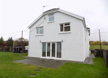Thumbnail 4 bed detached house for sale in Bleanant Road, Nantyglo