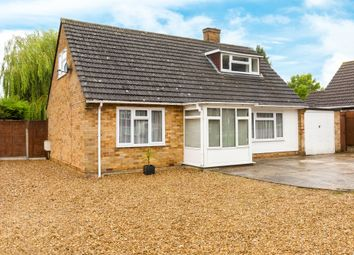 Thumbnail 4 bed detached bungalow for sale in Ramsey Road, St. Ives, Cambridgeshire