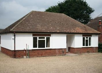 Thumbnail 4 bed detached bungalow to rent in Danywern Drive, Winnersh