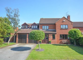 Thumbnail 5 bed detached house for sale in Miller Hives Close, Cotgrave, Nottingham