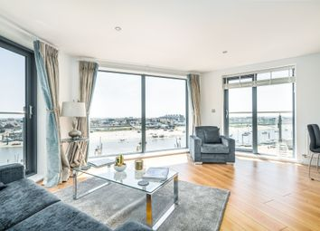 Thumbnail 3 bedroom flat for sale in Brighton Road, Shoreham-By-Sea