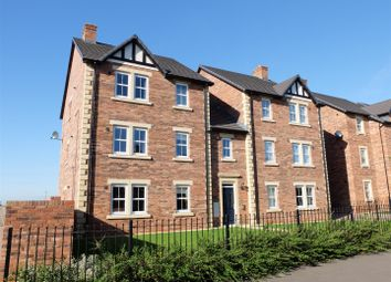 Thumbnail 2 bed flat for sale in Fenwick Drive, Kingstown, Carlisle