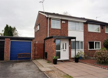Thumbnail 3 bed semi-detached house for sale in Foxglove Close, Chester