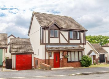 Thumbnail 3 bed detached house for sale in Avranches Avenue, Crediton