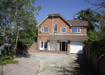 Thumbnail 5 bed detached house for sale in Chapel Road, Sarisbury Green, Southampton