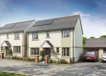 Thumbnail 3 bed link-detached house for sale in Cornwood Chase, Cornwood Road, Ivybridge