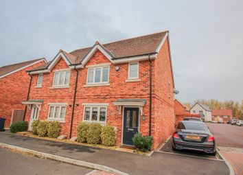 Thumbnail 3 bed semi-detached house for sale in Terlings Avenue, Gilston, Harlow