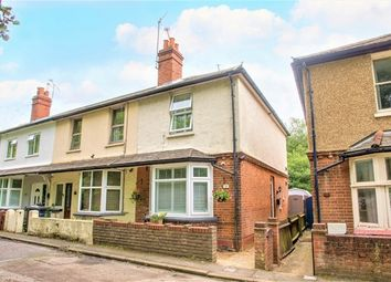 Thumbnail 2 bed end terrace house for sale in Weyside Road, Guildford, Surrey