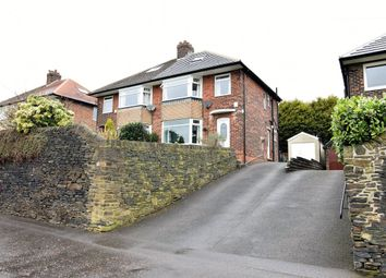Thumbnail 4 bed semi-detached house for sale in Dudwell Lane, Skircoat Green, Halifax
