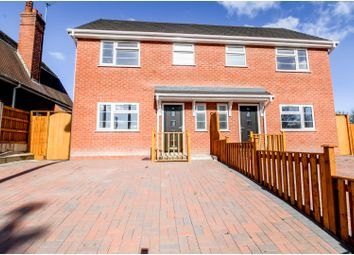 Thumbnail 4 bed semi-detached house for sale in Mason Street, Bilston