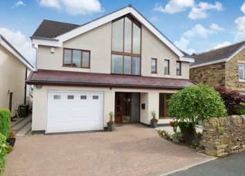 Thumbnail 5 bed detached house for sale in Moorland Avenue, Baildon, Shipley
