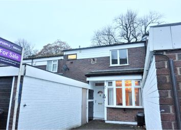 Thumbnail 3 bed terraced house for sale in Chomlea Manor, Salford