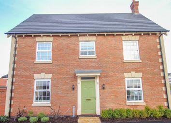 4 bed detached house for sale in Chestnut Close, Burton-On-Trent DE14