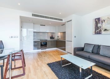 Thumbnail 1 bedroom flat to rent in Marsh Wall, London