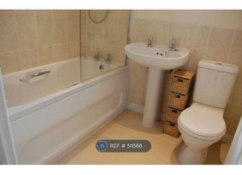 Thumbnail 2 bed flat to rent in St Crispin Drive, Northampton