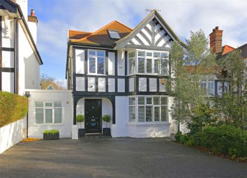 Thumbnail 5 bed detached house for sale in Hillway, Highgate, London