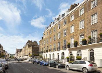 Thumbnail 6 bed terraced house for sale in Eaton Terrace, Belgravia, London