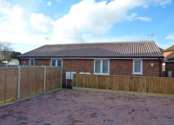 Thumbnail 1 bed semi-detached bungalow to rent in Oldfield Road, Westbury