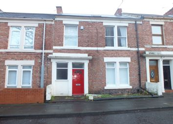 Thumbnail 7 bedroom terraced house for sale in Gainsborough Grove, Newcastle Upon Tyne