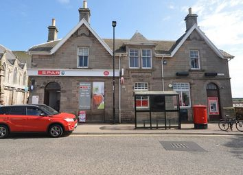 Thumbnail Retail premises for sale in High Street, Moray