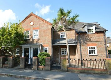 Thumbnail 3 bed maisonette to rent in Thames Street, Weybridge, Surrey