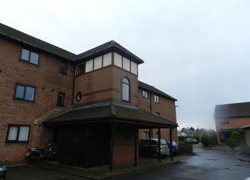 Thumbnail 1 bed flat to rent in Newsholme Close, Culcheth, Warrington