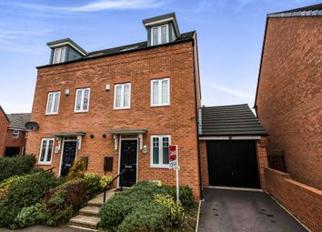 Thumbnail 3 bedroom semi-detached house for sale in Marnham Road, West Bromwich