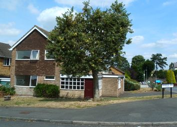 Thumbnail 4 bed detached house for sale in Marlbrook Drive, Goldthorn Hill, Wolverhampton