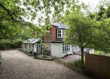 Thumbnail 6 bed detached house for sale in Reading Road North, Fleet