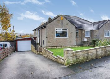 Thumbnail 2 bed semi-detached bungalow for sale in Bradley Avenue, Silsden