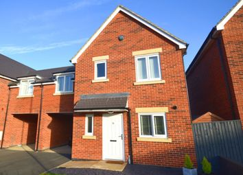Thumbnail 3 bed semi-detached house for sale in Headstock Drive, Castle Gresley, Swadlincote