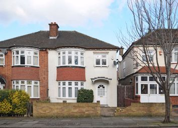 Thumbnail 4 bed semi-detached house to rent in Cricklade Avenue, London