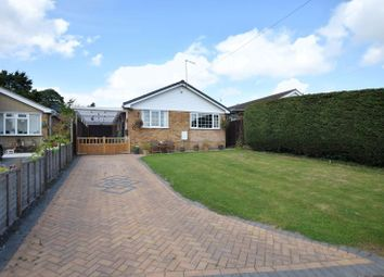 Thumbnail 3 bed detached bungalow for sale in Fern Grove, Cherry Willingham, Lincoln