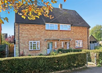 Thumbnail 3 bed semi-detached house for sale in Hillcrest Road, Shenley, Radlett