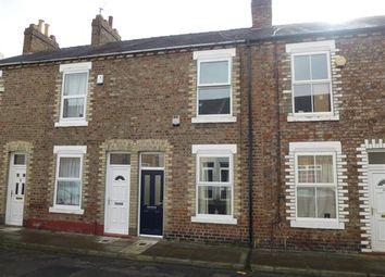 Thumbnail 2 bedroom terraced house for sale in Upper Newborough Street, York