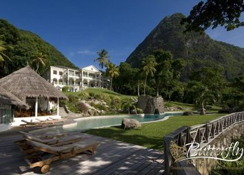 Thumbnail 11 bed detached house for sale in Anse La Raye, St Lucia