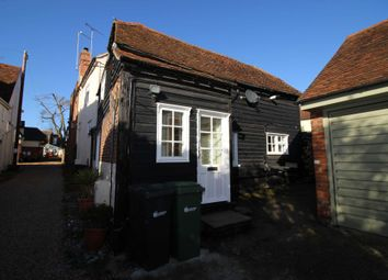 Thumbnail 1 bed semi-detached house to rent in East Street, Coggeshall, Colchester
