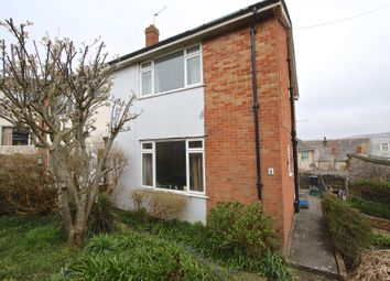 Thumbnail 3 bed semi-detached house for sale in Manwell Road, Swanage